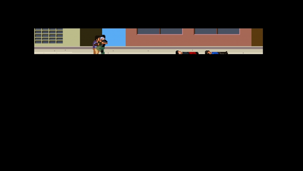 The Way of the Pixelated Fist - Screenshots