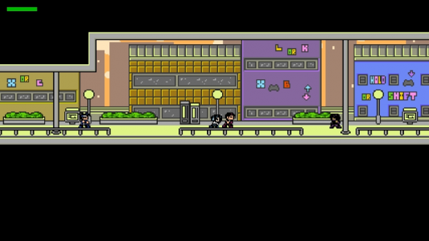 Ninjahtic Side Story - Early Screenshots