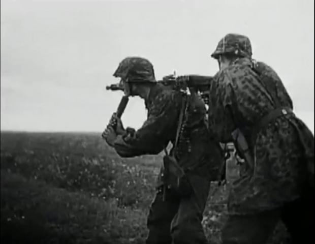 MG-Schützen
