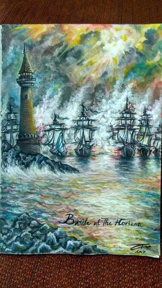 Battle of horizon old draw..