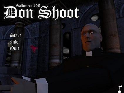 Don Shoot - Halloween 2011