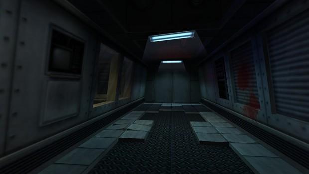 Test hallway