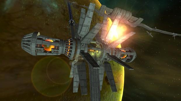 Quantum Rush – Race in Space!