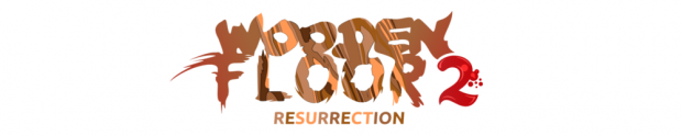 Wooden Floor 2 - Resurrection Logo