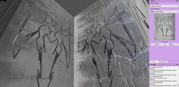 Angel Murals (WIP)