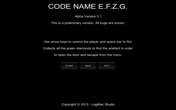 Code Name EFZG