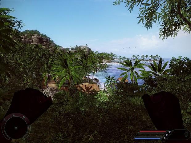 Far Cry 1 with Far Cry 2010 mod (SweetFX)