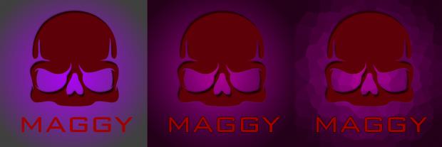 Evolution of my Moddb profile icon