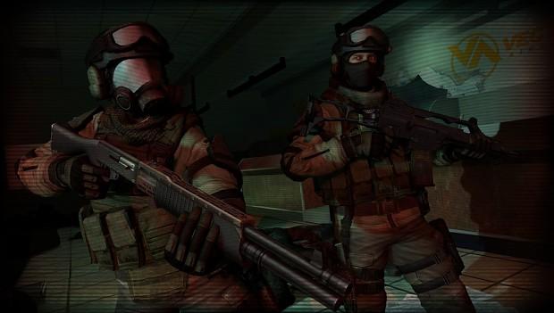BSAA Operatives
