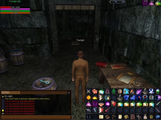 Prefab dungeons