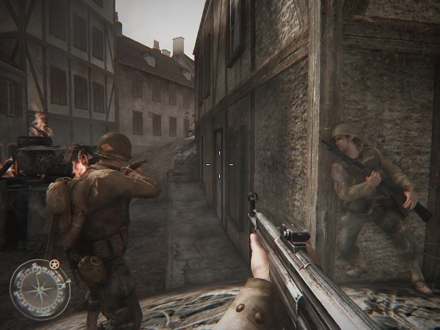 Randomly nice screenshot (Cod2)