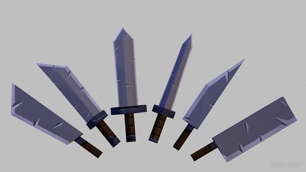 Swords!