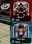 Closeup of the Ally/Rival section of the GUI
