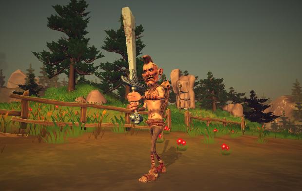 Screenshot image - Age of Barbarian - Indie DB