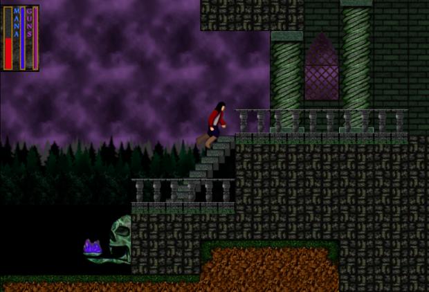 Rufanzia - Vampire Mausoleum