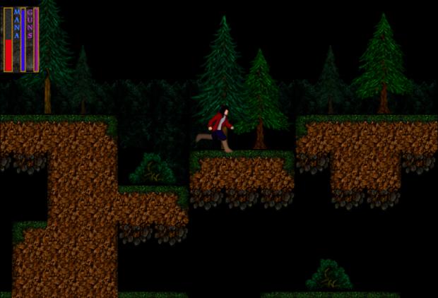 Rufanzia - Dark Forest East