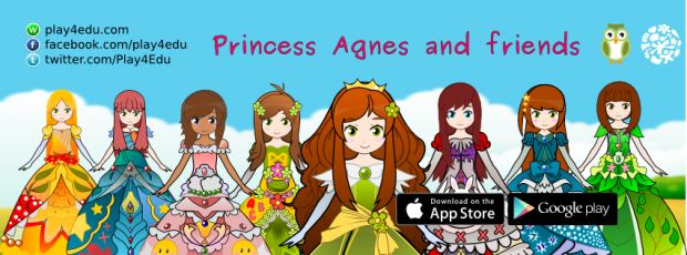 Princess Agnes and Friends