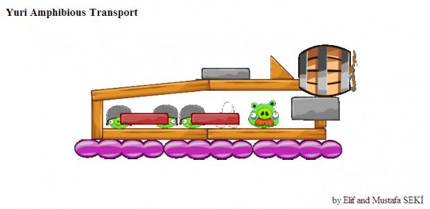 Yuri Amphibious Transport