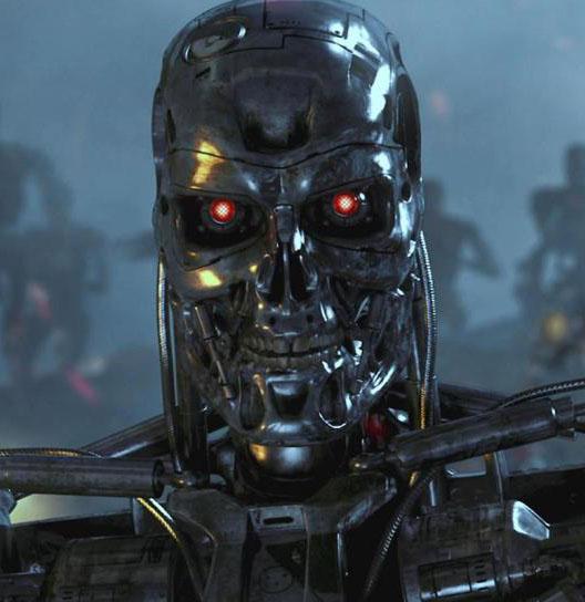 Terminator T-850 profile pictures