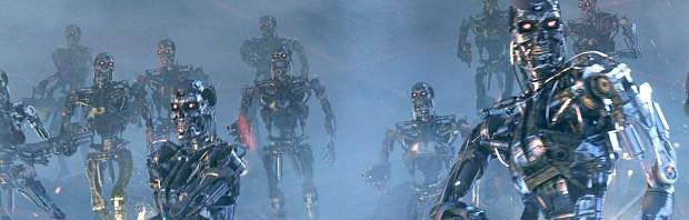 Terminator 3 banner