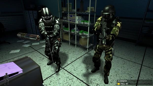SWAT 4 Remake Mod
