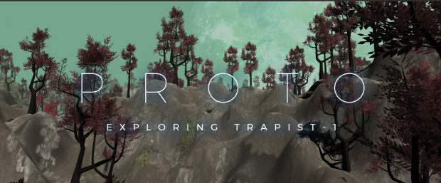 Explore the 7 wordls of Trappist-q in VR