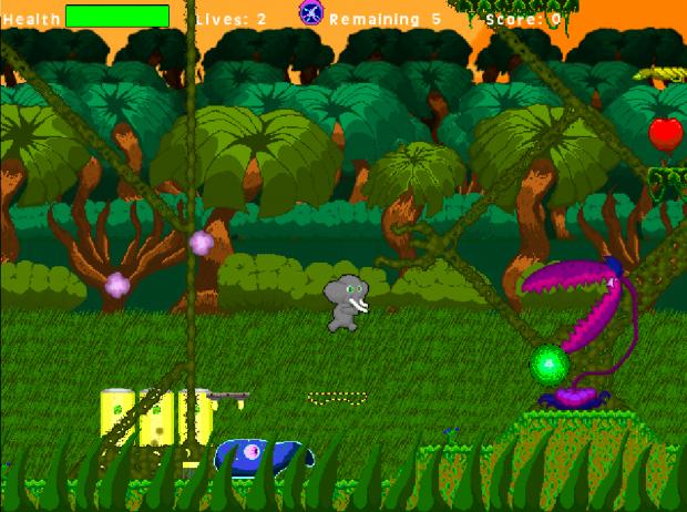 Elephant Jump