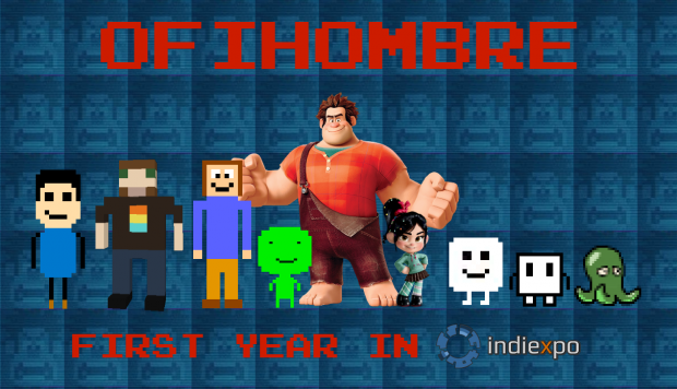 Ofihombre- First year in Indiexpo (2016-2017)