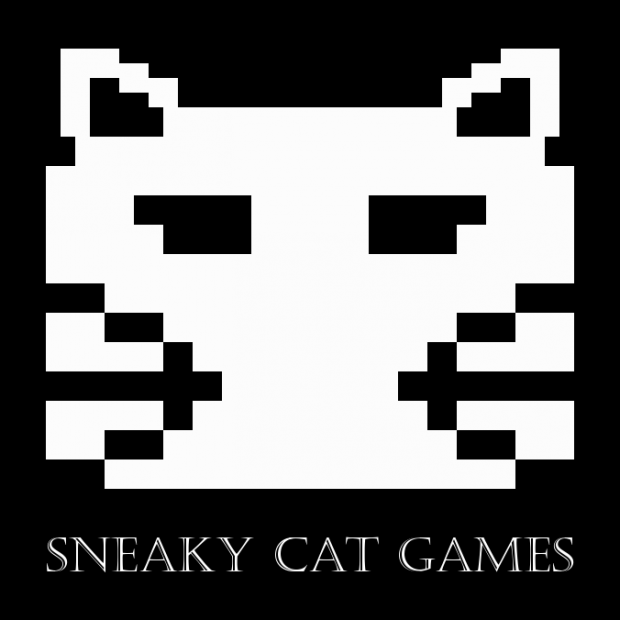 Sneaky Cat Games Logo