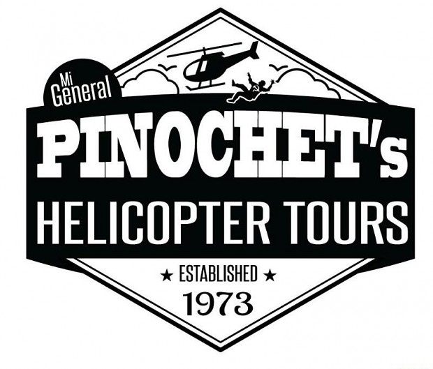 Pinochet helicopter tours