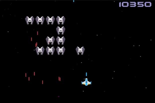 Laser Defender Unity Game