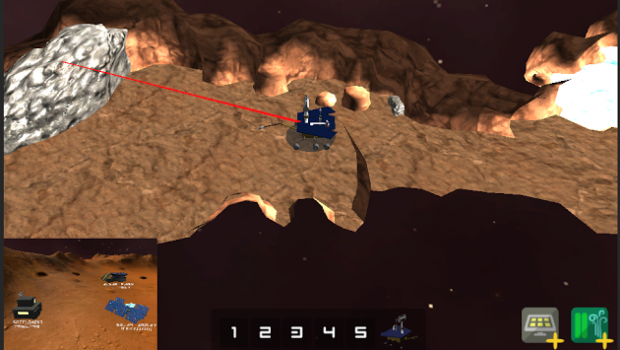 The Mars Endeavour