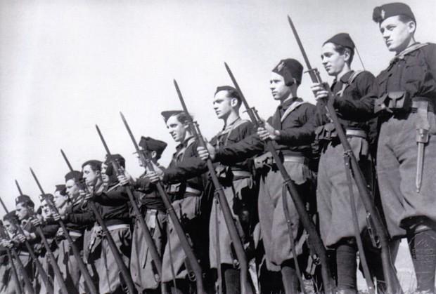 Arditi-Blackshirts Combatto Legionarro