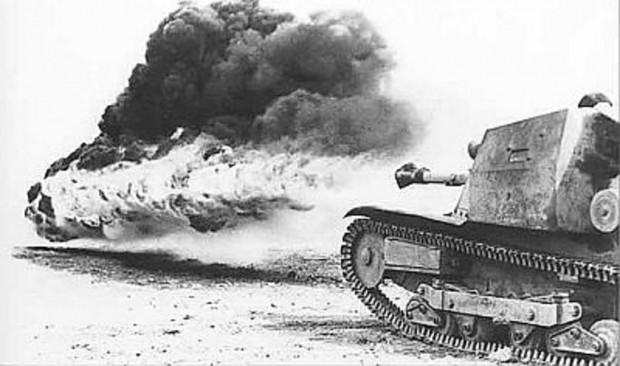 Carro Lancia Fiamme L3 (CV35) Flamethrower Tank