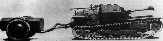 Carro Lancia Fiamme L3 (CV35) Flamethrower Tank