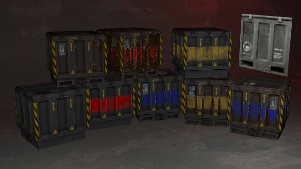 Crate remake