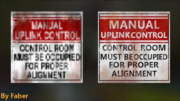 Uplink sign remake