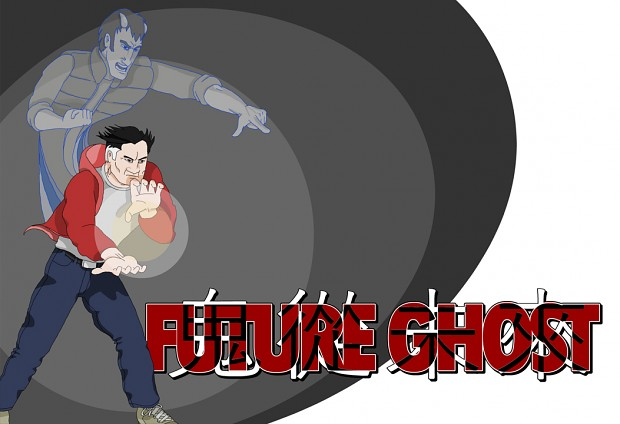 Promo poster for Future Ghost