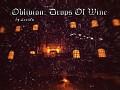 Oblivion: Drops Of Wine
