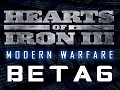 Hearts of Iron III: Modern Warfare Beta 6