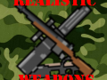 Realistic Weapons for Rimworld