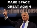 Make Space Great Again - Play as Europeans Only