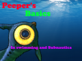 Peeper's Basics in Subnautica and Swimming