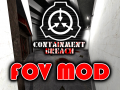 SCP - Containment Breach Field Of View (FOV) Mod