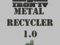 Metal recycler