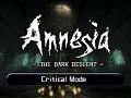 Amnesia: Critical Mode