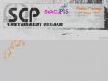 SCP - Containment Breach Polska Memeza Mod