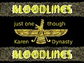 Zoroastrian Resurgence Karen Bloodline