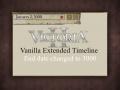 Vanilla Extended Timeline