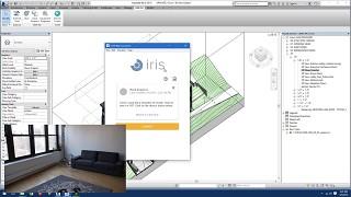 IrisVR Prospect 0.3.4 Sneak Peek with the HTC Vive